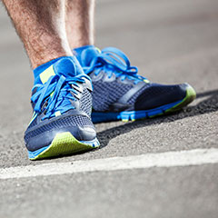 Podiatry Newcastle Runner